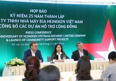 Nhà máy bia Heineken Việt Nam kỷ niệm tròn 25 tuổi
