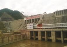 Xuân về trên Thủy điện Lai Châu