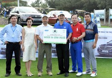 Cú hole-in-one 7 tỷ tại FLC Golf Championship 2017