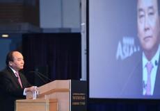 Thủ tướng nói về Giấc mơ Việt Nam tại Hội nghị Tương lai châu Á ở Nhật
