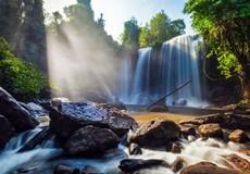 Lạc lối vào ngọn núi linh thiêng nhất ở Campuchia