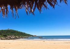 Khám phá bãi biển hoang sơ đẹp như thiên đường ở Hà Tĩnh