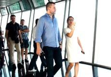 Phó Thủ tướng Slovakia thăm Tòa tháp Tài chính Bitexco
