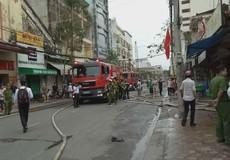 Cần Thơ: Vụ cháy gần trường mầm non không thiệt hại về người