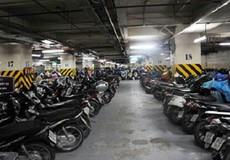 Hà Nội: Tăng 300% phí trông giữ xe máy khu vực lõi đô thị