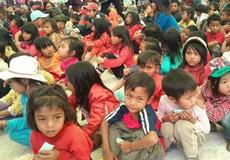 Bảo đảm hơn nữa quyền có quốc tịch cho trẻ em