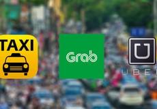 Uber, Grab là vận tải taxi hay vận tải hợp đồng?