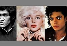 Cái chết đầy bí ẩn của 3 ngôi sao nổi tiếng thế giới