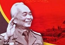 Xúc động trước hình ảnh Đại tướng Võ Nguyên Giáp chào tạm biệt
