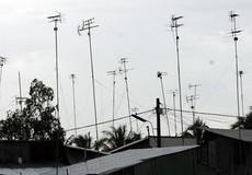 Sẽ ngừng sóng truyền hình analog tại 4 thành phố