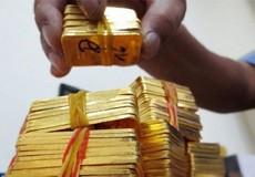 Vàng trong nước quay đầu giảm theo vàng thế giới