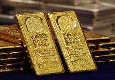Vàng thế giới lao dốc khiến vàng trong nước lao đao