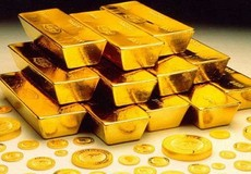 Vàng thế giới đi ngang, SJC đắt hơn 1 triệu đồng