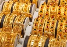 Vàng thế giới tăng vọt, thu hẹp khoảng cách với vàng trong nước