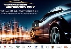 Hé lộ những chương trình hấp dẫn sắp diễn ra tại triển lãm Ôtô Quốc tế Việt Nam 2017