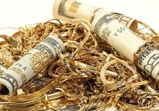 Vàng cả trong và ngoài nước đều giảm giá, USD mạnh lên