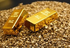Vàng SJC đi ngang khi vàng thế giới có dấu hiệu hồi phục