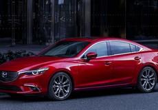 Thu hồi hàng loạt xe Mazda 6 lỗi phanh tay