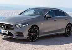 Lộ diện hình ảnh Mercedes CLS 2019