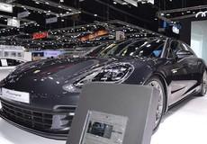 Cận cảnh Porsche Panamera 4 e-hybrid Sport Turismo giá hơn 6 tỷ