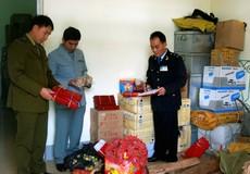 Trạm Kiểm soát Km15 bắt giữ nhiều vụ buôn lậu, tội phạm ma túy