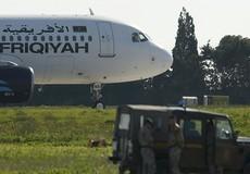 Máy bay Libya chở 118 người bị không tặc khống chế