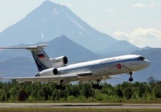 Máy bay quân sự chở 91 người của Nga rơi ở Biển Đen