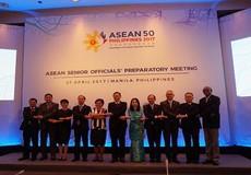 Quan chức cấp cao ASEAN bàn về tiến trình xây dựng COC