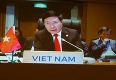 Các Bộ trưởng Ngoại giao ASEAN khẳng định quyết tâm thúc đẩy xây dựng khung COC