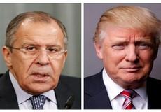 Ông Trump tiết lộ thông tin mật cho Nga?