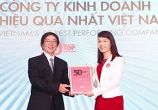 FLC vào Top 50 công ty kinh doanh hiệu quả nhất Việt Nam