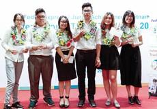 Học sinh Việt Nam tranh tài tại cuộc thi thách thức thương mại quốc tế