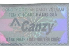 Khuyến cáo người tiêu dùng tránh mua phải hàng giả hàng nhái các sản phẩm Canzy Việt Nam