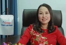 Nữ Giám Đốc công ty Cổ phần Canzy Việt Nam được vinh danh