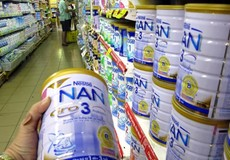 Nestle Việt Nam chính thức tăng giá sữa từ ngày 1/11