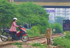 Cách tốt nhất để giảm tai nạn đường sắt ngang đường dân sinh
