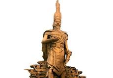 Lựa chọn mẫu Tượng đài Hùng Vương