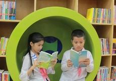 Khai trương Thư viện Văn hóa Thiếu nhi Việt Nam.