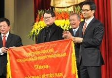 Phó Thủ tướng Vũ Ðức Ðam biểu dương thành tích các thế hệ nhạc sĩ