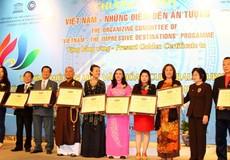 VietJetAir nhận Thương hiệu du lịch văn hóa 2013
