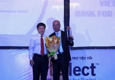 Bac A Bank nhận giải thưởng Ngân hàng tiêu biểu Việt Nam 2015