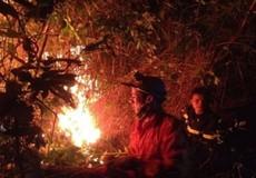 Thanh Hóa liên tiếp 2 vụ cháy rừng