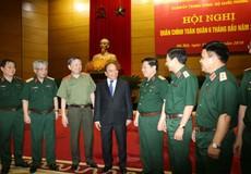Thủ tướng: Quân đội phải nỗ lực phấn đấu, quyết tâm cao độ