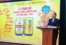 Bia Hà Nội: Triển khai chương trình khuyến mại lên đến 30,5 tỷ đồng