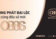 VNPT VinaPhone tiếp tục tấn công thị trường với đầu số 0886