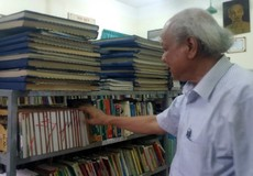 Làm giàu tâm hồn, trí tuệ nhờ thư viện làng