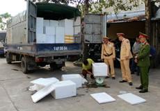 Quảng Ninh: Thu giữ và tiêu hủy 2,8 tấn thực phẩm bẩn