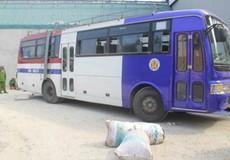 Thanh Hóa: Bắt xe khách chở hơn 1 tấn thực phẩm bẩn