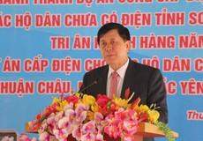 Sơn La muốn EVNNPC đồng hành, hỗ trợ để thành tỉnh khá