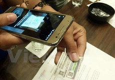 Ra mắt ứng dụng nạp tiền điện thoại sử dụng công nghệ đọc mã vạch